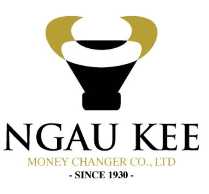 Ngau Kee Money Changer Co. Logo